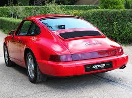 pink porsche 911 used 1994 porsche 911 3 6 964 carrera 2 47 000 miles rare no