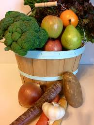 fruit and vegetable basket alpine ranch organic fruit and veggie basket one time our