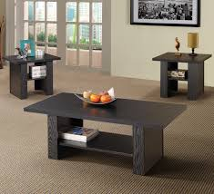 Living Room Table Design Wooden Black Living Room Table Sets White Coffee Cheap Side Tables End