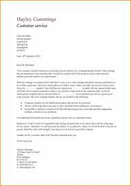 16 customer service cover letters examples basic job appication