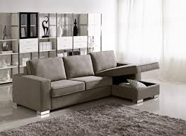 living room beige fabric sectional sofa storage with beige