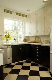 black bottom and white top kitchen cabinets 35 two tone kitchen cabinets to reinspire your favorite spot