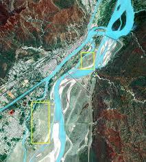 India Satellite Map by Satellite View Of Kumbh Mela Kumbh Mela Ujjain Simhastha 2016