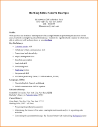 Career Objective For Resume For Bank Jobs by Sample Resume To Apply For Bank Jobs Free Resume Example And