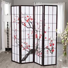 japanese home decor functional decoration with japanese home divider laluz nyc home