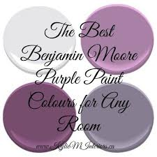 Bedrooms Painted Purple - best 25 benjamin moore purple ideas on pinterest purple paint