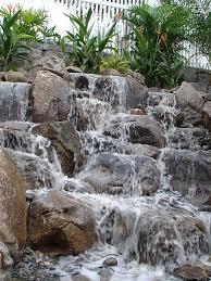 Top  Best Backyard Waterfalls Ideas On Pinterest Garden - Backyard waterfall design