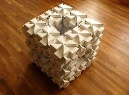 Cardboard Origami - blox blox bloxes cardboard blox diy cardboard blocks diy