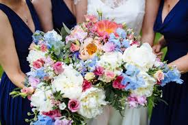 wedding flowers lewis and bunny bridal separates for a flower filled country