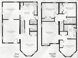 3 bedroom 3 bath house plans inspirational 2 story 4 bedroom 3 bath house plans new home plans