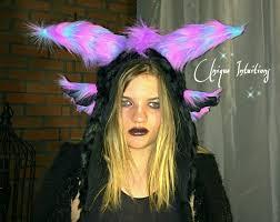 spirit halloween fort hood pastel gothic luxury faux fur dragon hat fantasy fur animal