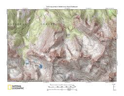 Colorado Fourteeners Map by Snake Couloir Climbing Hiking U0026 Mountaineering Summitpost