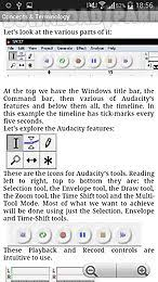 audacity android free audacity tutorials android app free in apk