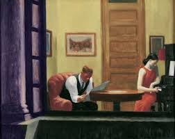edward hopper usa 1882 1967 female from rear seated on