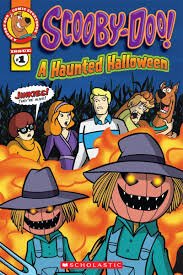 a haunted halloween by lee howard scholastic