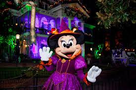 mickey u0027s halloween party at disneyland california