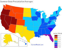 map usa jpg usa state precipitation mapped for each season current results
