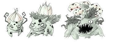 pokemon tim burton u0027s style by morgul000 on deviantart