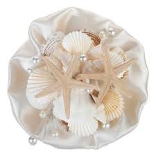 Seashell Bouquet Buy Wedding Bouquets From Bed Bath U0026 Beyond