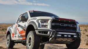 truck ford f150 ford partners with foutz to build 2017 f 150 raptor for baja 1000
