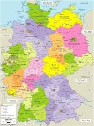 map of deutschland germany map of germany german recipes