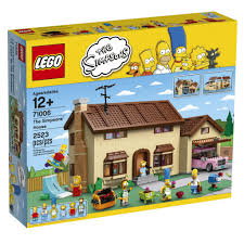 the simpson lego house set is amazing a must see best gifts