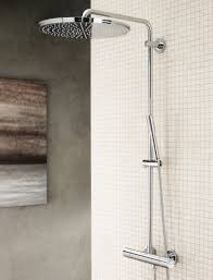showy rain shower assorted types styles and designs bathroom