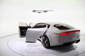 Rwd Kia Report Kia Confirms 360 Hp Rwd Sportscoupe Sedan By 2016 The
