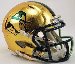 notre dame football 2015 shamrock series authentic hydrofx fs