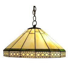 Yellow Pendant Lights Warehouse Of Tiffany Roman 2 Light Brown Hanging Pendant P16257
