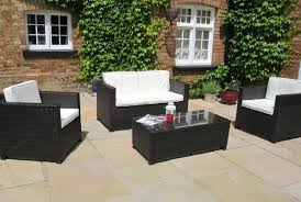 Wicker Rattan Patio Furniture - black wicker patio chairs inspiration pixelmari com