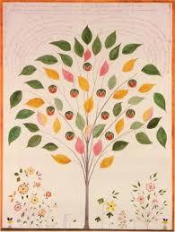 22 best bäume images on david hockney tree drawings