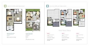 pine villas phase 2 booking details features and prices