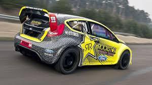 Ford Raptor Top Gear - top gear magazine rallycross with tanner foust top gear