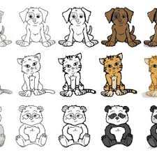 tag for how to draw a cute animal how to draw a baby griffon