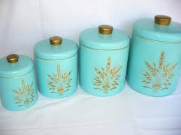 retro kitchen canisters set unique kitchen canisters canisters cobalt blue canister set blue