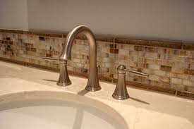Bronze Faucet For Kitchen Kitchen Decoration Ideas Interior Captivating Brown Mosaic Ceramic