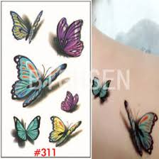 discount small butterfly tattoos 2018 small butterfly tattoos on