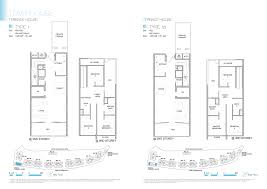terraced house floor plans kingsford waterbay top property launches in singaporetop