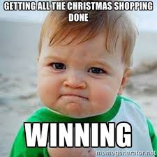 Christmas Shopping Meme - xmas sorry son chronicles of a new dad