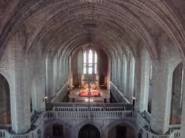 abbaye de la chaise dieu l architecture intérieure abbaye chaise dieu com