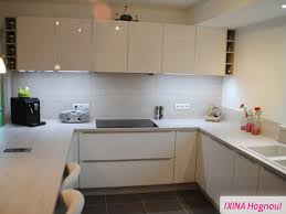 réalisation cuisine ixina hognoul keukenrealisatie greeploze