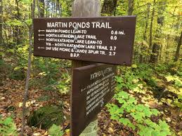 Baxter State Park Map by Walking The Trails Near Katahdin Lake U2013 Baxter State Park