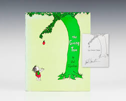 the giving tree shel silverstein edition signed