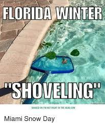 Florida Winter Meme - florida winter hovelingt shared on i m not right in the headcom