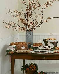 Using Branches In Home Decor by Rustic Country Wedding Ideas Martha Stewart Weddings