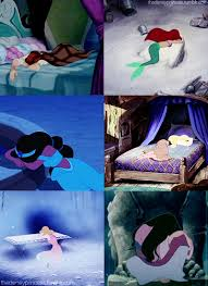 Meme Disney Princesses - disney taught me that the best way to express sadness is to throw
