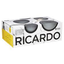 article de cuisine ricardo ricardo 9 forged aluminum cookware set rona