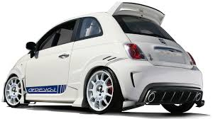 fiat 500 hatchback fiat 500 body kit complete 7 piece set by 500 speedlab