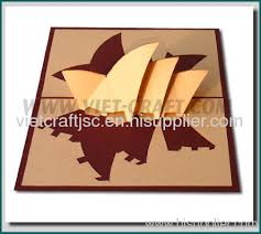 birthday cake 3d card pop up greeting card 123 manufacturer from